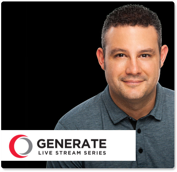 Generate Series with Scott Groves & Laura DiBenedetto