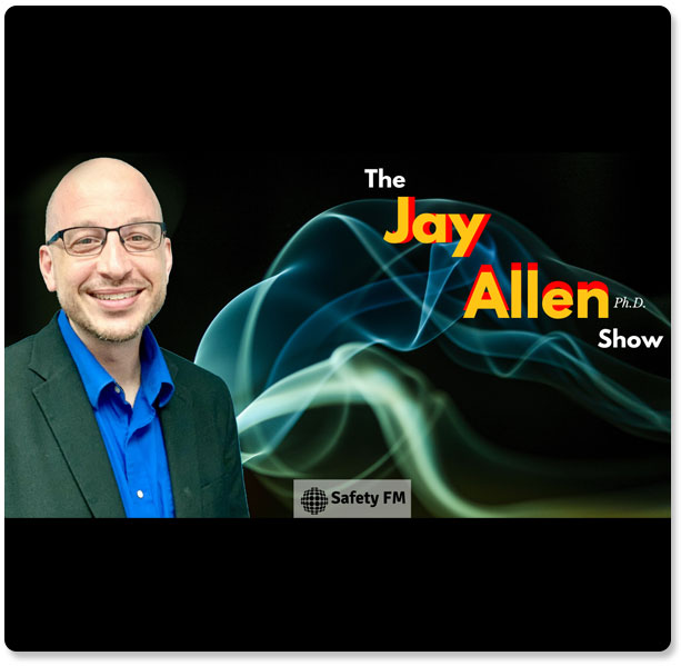 The Jay Allen Show on Safety FM with Laura DiBenedetto
